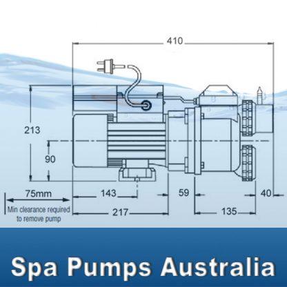 Onga 4352 Spa Pump