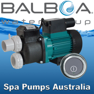 Balboa 2397 Dry Run Spa Pump